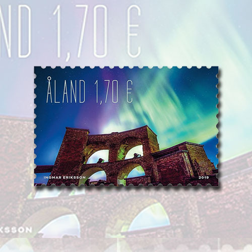 Northern-Lights-and-Nordic-Skating-on-Aland-Stamps