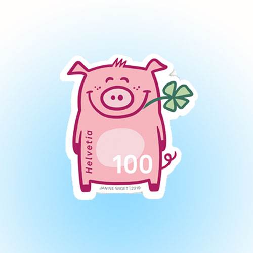 Cute-Pigs-Featured-on-Stamps-from-Switzerland-and-Portugal-