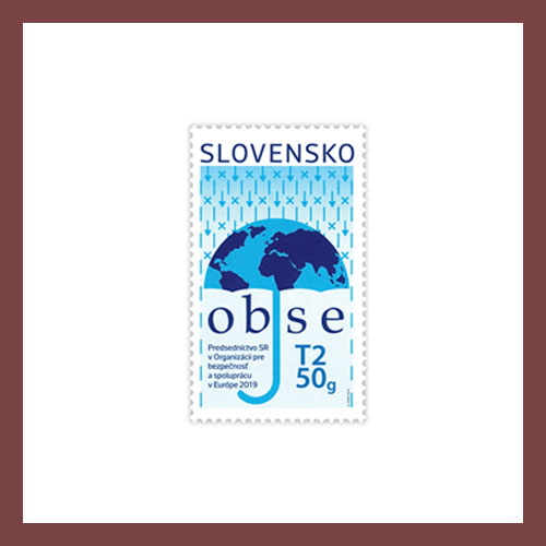 New-Slovakian-Stamp-Features-an-Umbrella-to-Denote-Protection-from-Security-Threats