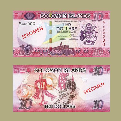 Solomon-Island-Releases-a-New-$10-Note
