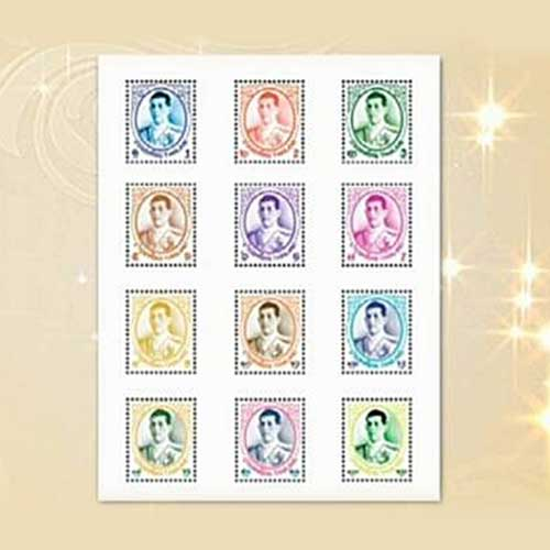 First-Stamps-Featuring-King-Maha-Vajiralongkorn-to-be-Launched-on-July-28