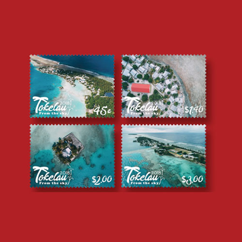 Remote-Coral-Atolls-Pictured-on-Stamps-from-New-Zealand