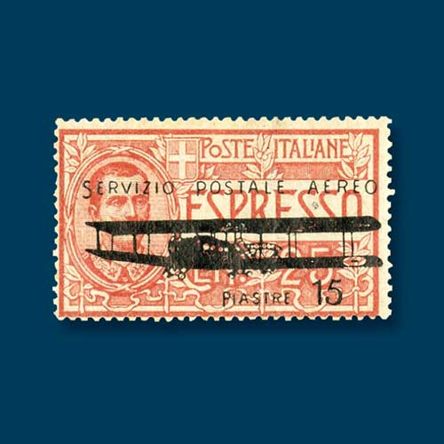 Rare-Italian-Stamp-to-be-Auctioned-by-Cherrystone