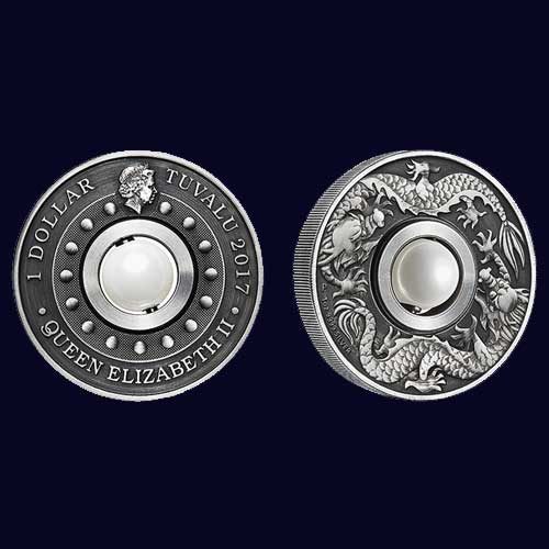 Dragon-and-'Pearl'-on-Latest-Tuvalu-Coins-by-Perth-Mint