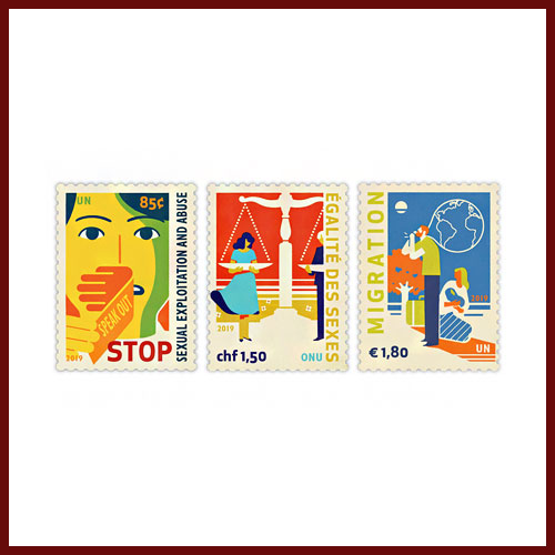 Latest-UNPA-Stamps-to-Highlight-Social-Issues