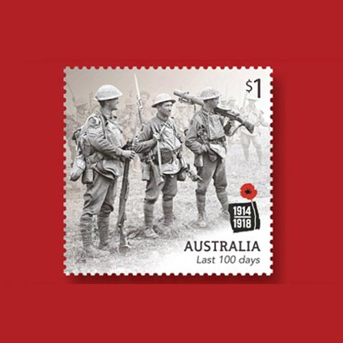 Last-Postage-Stamp-of-Australian-WWI-Anniversary-Series