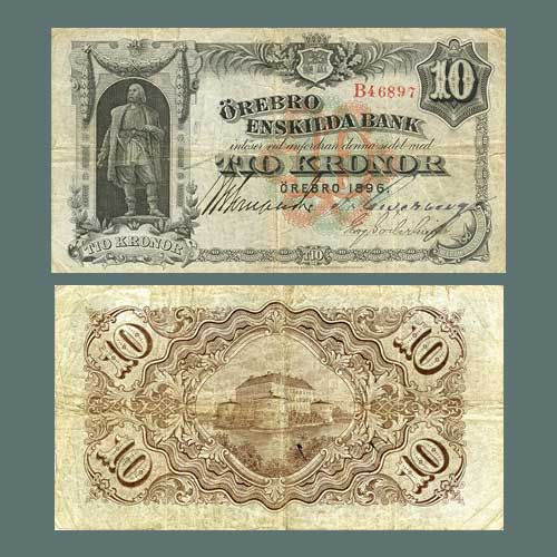 28-Swedish-Banknote-Versions-for-the-Same-Denomination-Circulated-Simultaneously-100-Years-Ago