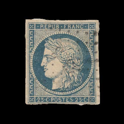 40-centime-Ceres-stamp-of-France