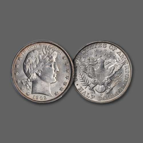 Choice-1902-O-Barber-Half-Dollar-to-be-Auctioned