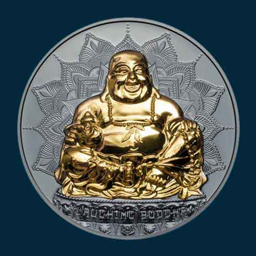 Laughing-Buddha-on-Coins