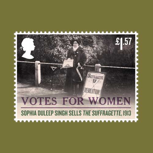 Leading-Suffragette-Princess-Sophia-Duleep-Singh-Honoured-by-Royal-Mail