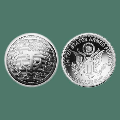 Concave-Silver-Medals-Resembling-Military-Buttons-Released