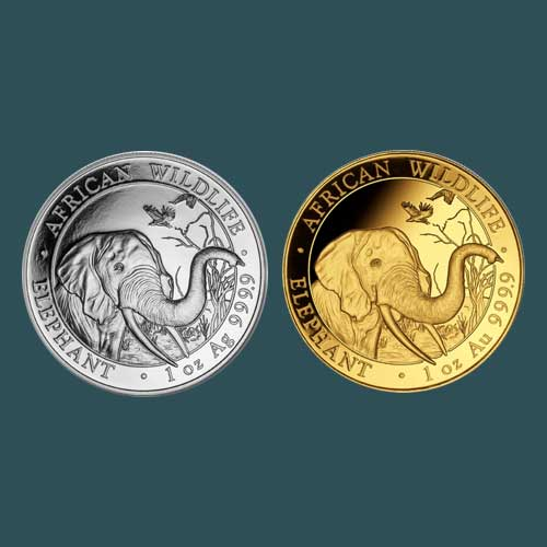 2018-African-Elephant-Gold-&-Silver-Coins