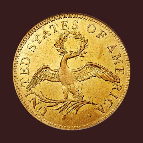 BD-3-Variety-of-1795-Small-Eagle-Reverse-Gold-Eagle-to-be-Auctioned