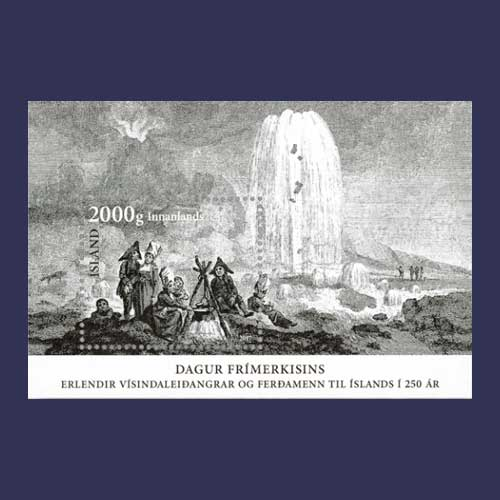 New-Stamps-Celebrate-Yves-Joseph-de-Kerguelen-de-Tremarec's-1767-Expedition