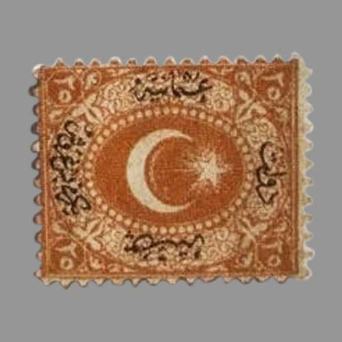 Turkey's-Most-Valuable-Postage-Stamp
