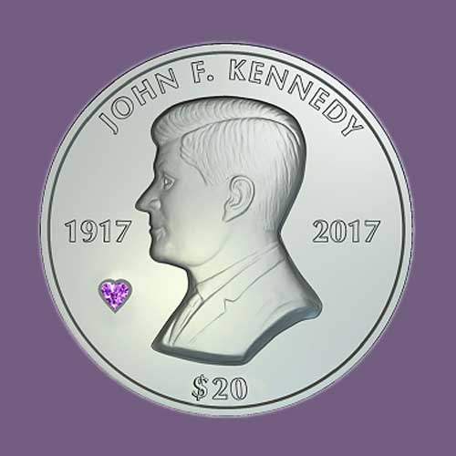 JFK-Centenary-of-Birth-$30-High-Relief-5oz-Proof-Coin