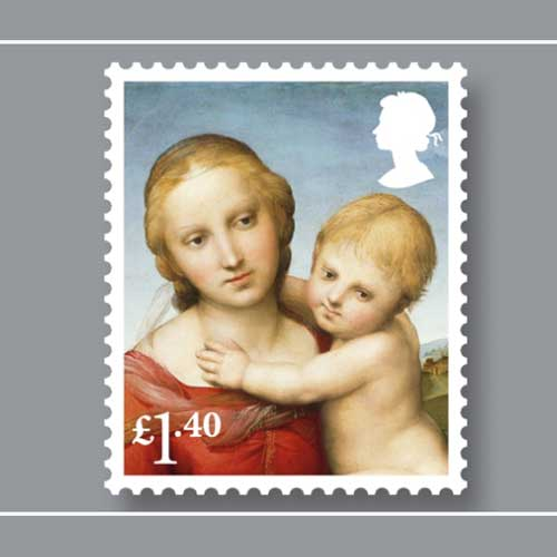 Britain's-new-Christmas-Stamps-Showcase-Popular-Painting-and-Children's-Designs
