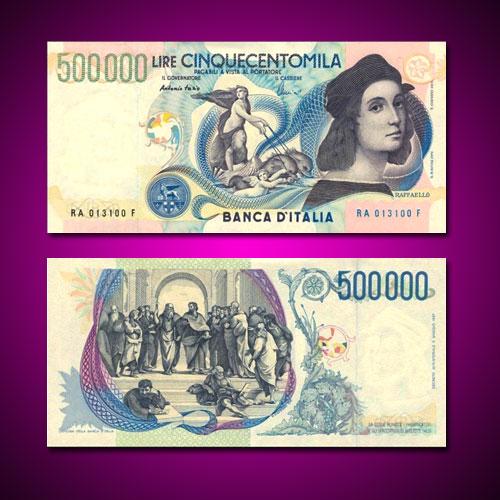500,-000-Lire-of-Italy