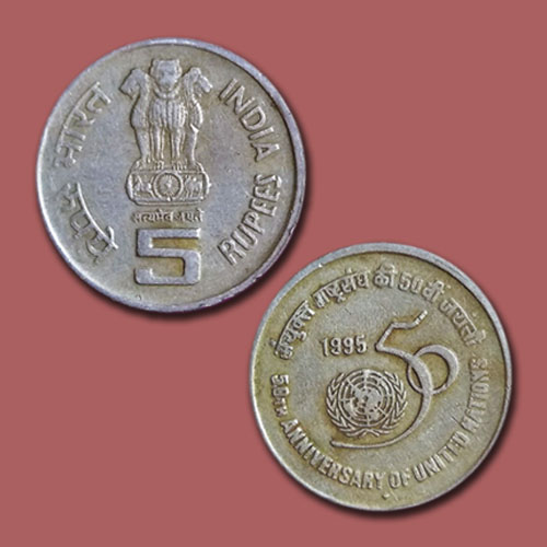 50th-Anniversary-of-United-Nations-Commemorative-Coin