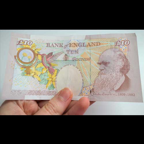 Charles-Darwin-to-Bid-Goodbye-to-UK's-Old-10-Pound-Notes-in-March-2018