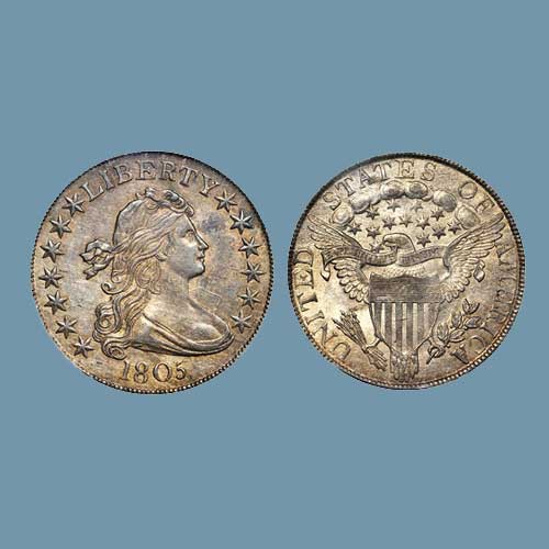 Finest-Known-1805-O-112-Bust-Half-Dollar-to-be-Auctioned