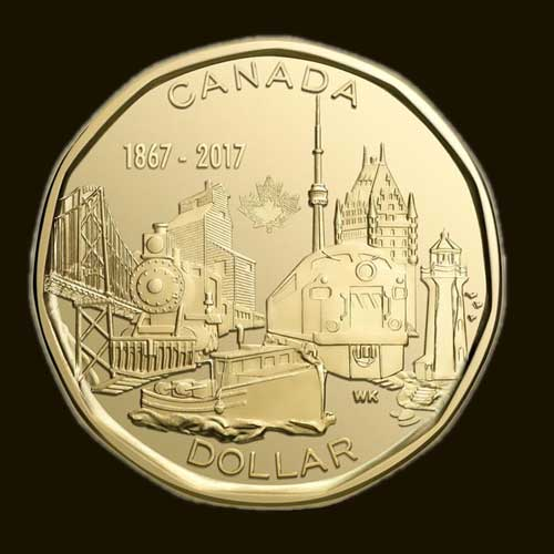 2017 Canadian Dollar Design Features Engineering Wonders ...