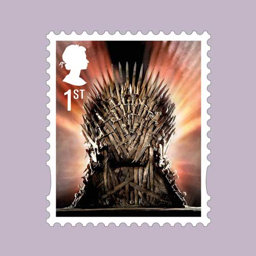 Royal-Mail-Stamps-to-Celebrate-Game-of-Thrones