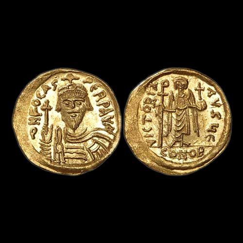 The-Gold-Solidus-of-Rome