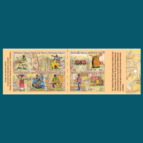 Creole-Harvest-Celebrated-on-Latest-T&T-Postage-Stamps