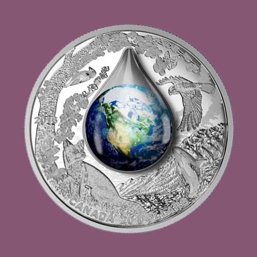 Canada's-$20-Fine-Silver-Coin-–-Mother-Earth-Receives-Most-Inspirational-Coin-Award