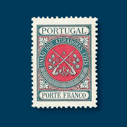 Portugal-Franchise-Stamps
