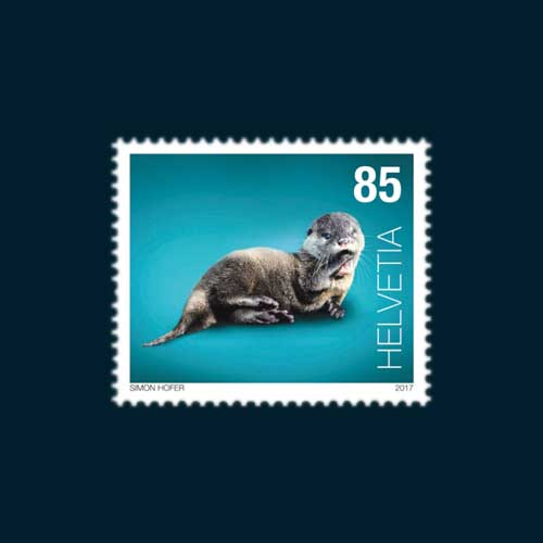Wrong-Otter-on-the-Latest-Swiss-Stamp