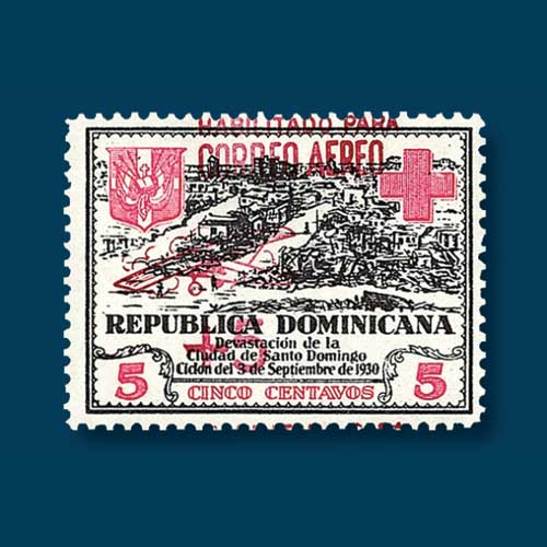 Dominican-Republic-Hurricane-Relief-Stamps