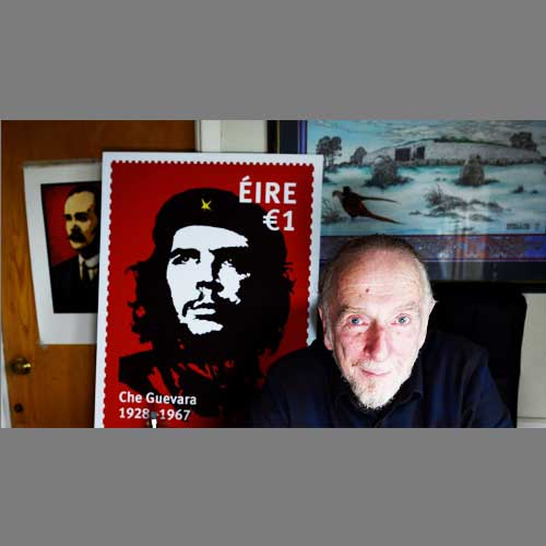 Che-Guevara's-Irish-Roots-Honoured-with-a-New-Stamp