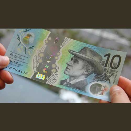 New-Australian-$10-Bill-to-be-Introduced-in-September