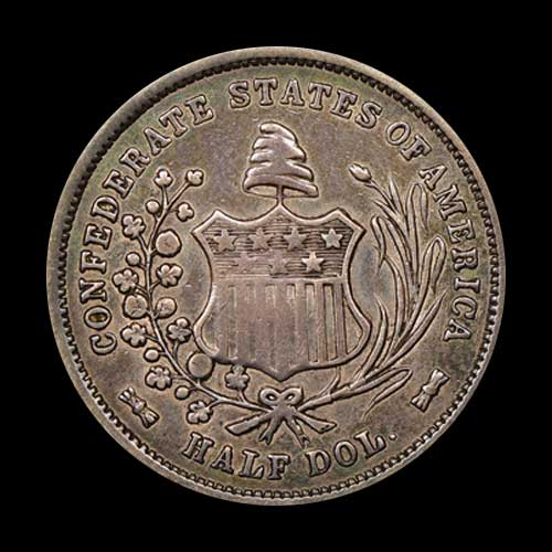 Confederate-Half-Dollar-Breaks-all-Records,-Sells-for-$960,000
