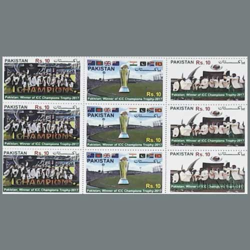 2017-Champions-Trophy-Victory-Celebrated-on-New-Postage-Stamps