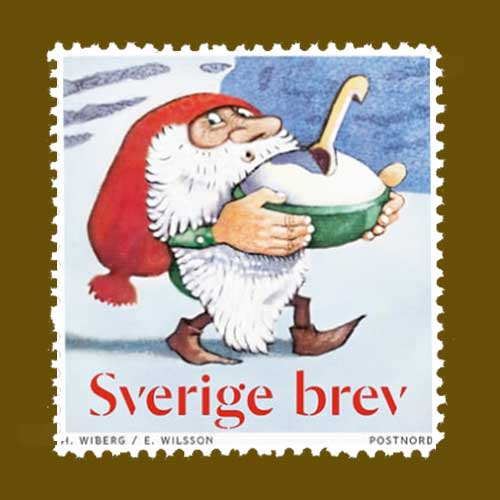 Tiny-Elves-on-2016-Stamps-from-Sweden-and-Aland