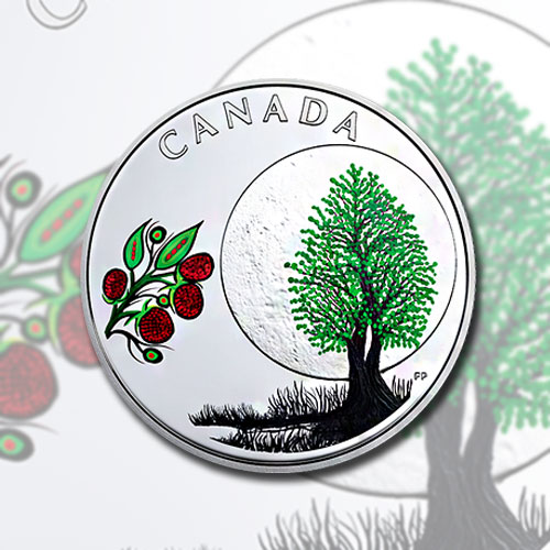 7th-coin-of-the-Grandmother-Moon-Series