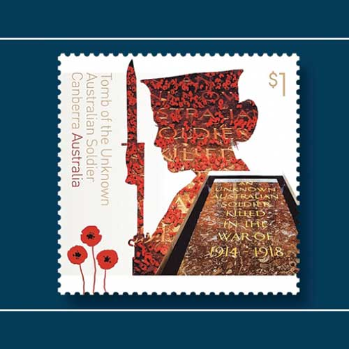 Australian-War-Memorials-on-New-Postage-Stamps