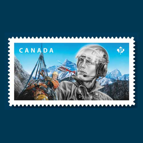 Search-and-Rescue-Professionals-Honoured-on-Canadian-Stamps