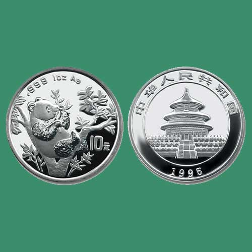 10-Yuan-1-Oz-Silver-Bullion-Coin-of-China-Featuring-Panda