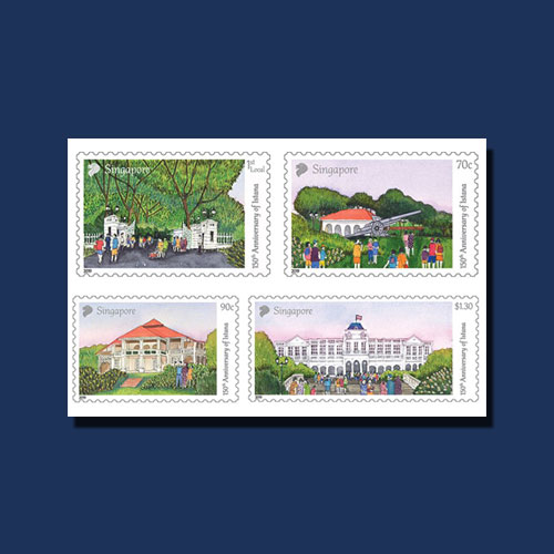 Commemoration-of-150th-anniversary-of-Istana