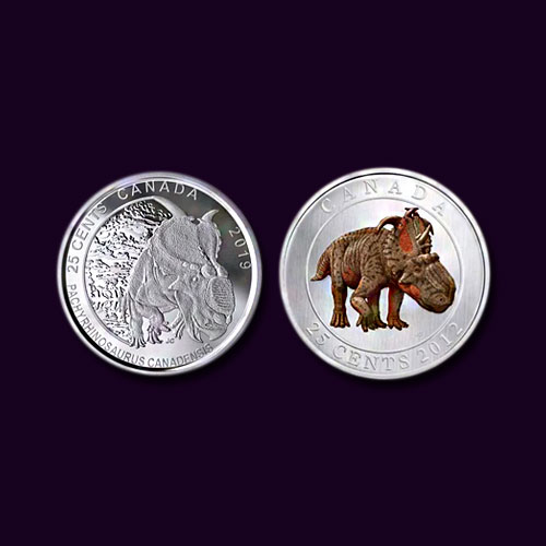 Dinosaurs-of-Canada-Coin-Collection