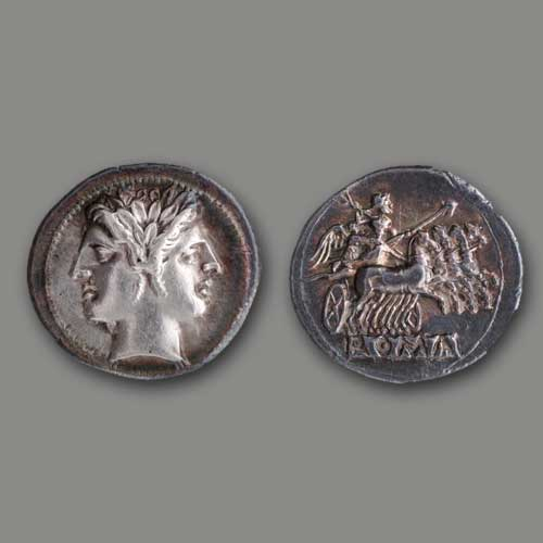 Lightning-on-Roman-Coins