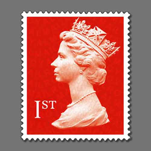 Royal Mail 1st class postage upgrade