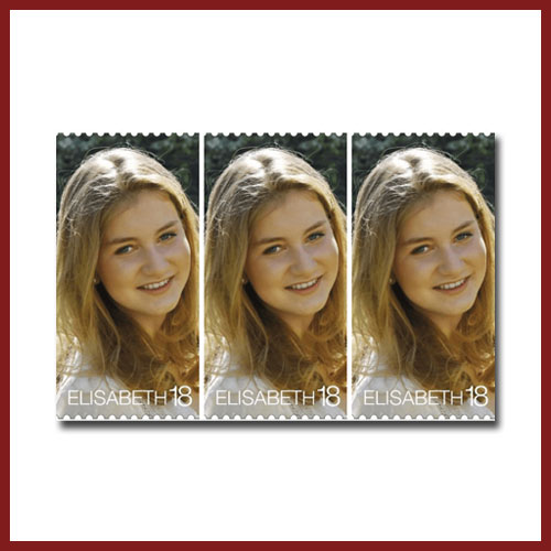 Stamp-for-the-Duchess-of-Brabant