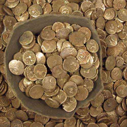 A-hoard-of-coins-found-in-Karnataka