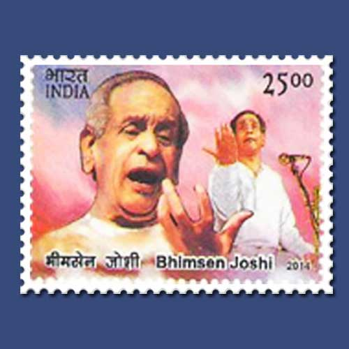 A-passion-for-music:-Bhimsen-Joshi